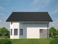 pohled domu Pavla 10A Classic House Design, Architectural House Plans, Pavlova, Tuna, How To Plan, Architecture, Outdoor Decor, Home Decor, Home Plans