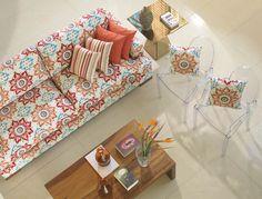 Os melhores produtos para sua casa você encontra na Karsten: jogo de cama, edredom e cobre-leito, toalhas de mesa e banho, e uma infinidade de tecidos para decoração. Renove sua casa, renove sua vida, renove-se com Karsten!