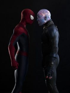 The Amazing Spider-Man 2 - Spider-Man and Electro
