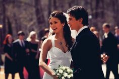 I wish we could hv seen a Delena wedding in 08x16.....