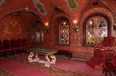 "photo ""The Terem Palace, the Royal chambers."" tags: interior, Kremlin, Теремной дворец"