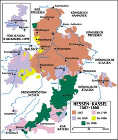 hessen kassel germany | Hessen-Kassel (1567-1866) Segmiller Family (Schlarbaum)