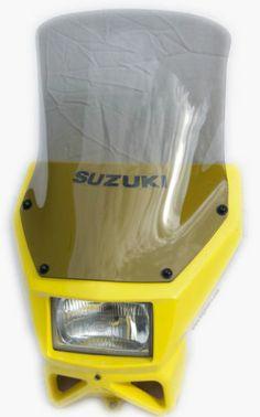 Alex motorcycle-------------------Suzuki DR650 & DRZ400 Windshield