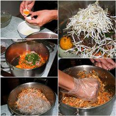 Comment faire des nems vietnamiens? - Plat Vietnam Vietnamese Spring Rolls, Asian Recipes, Ethnic Recipes, Entrees, Brunch, Food And Drink, Appetizers, Cooking Recipes, Menu