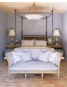 Periwinkle Bedroom Bedrooms And The Shutter On Pinterest