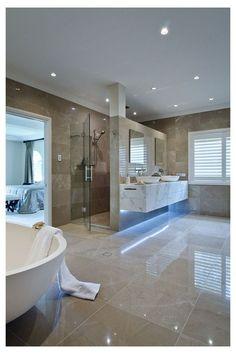 big bathroom master bathroom New Ideas For Bathroom Ideas Master Suite Big Small Bathroom Renovations, Dream Bathrooms, Amazing Bathrooms, Bathroom Ideas, Bathroom Designs, Luxury Bathrooms, Master Bathrooms, Bathroom Inspiration, Contemporary Bathrooms