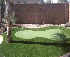 Artificial lawn ideas