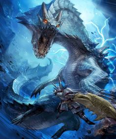 monster hunter art - Google Search
