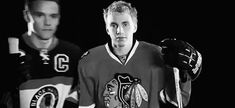 """Kane is like, """"excuse you?"""" And Toews is like, """"deal with it, bro."""""""