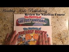 Book Reviews – HEALTHY KIDS PUBLISHING