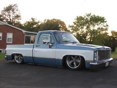 Lets see the bagged 73-87s - The 1947 - Present Chevrolet & GMC Truck Message Board Network