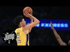 f6b03cee9 Stephen Jackson isn t worried about Lonzo Ball s shooting struggles