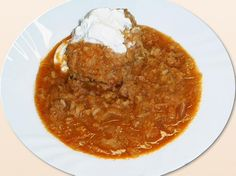 Töltöttkáposzta csupaszon Drupal, Chana Masala, Chili, Curry, Soup, Fish, Meat, Ethnic Recipes, Curries