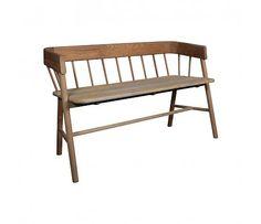 Afbeeldingsresultaat voor houten bank