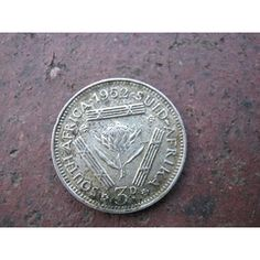 1952 UNION TICKEY (Union of South Africa 3 Pence) **Reduced Shipping Special** for R5.00 Old Coins Worth Money, Old Money, Union Of South Africa, South Afrika, Coin Prices, Afrikaans Quotes, Silver Quarters, Coin Worth, Coins For Sale