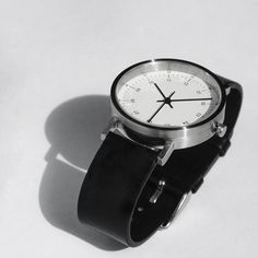 nothing but time teller available now at www.usualcollective.com #minimalist #simplicity #watches #timepiece #design #monochrome
