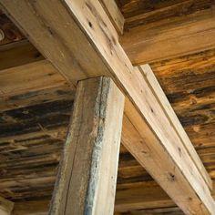 Reclaimed Oak Beam Casing