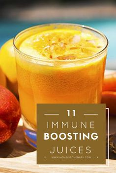 Boost-Up-Your-Immune-System/ juice smoothie, good smoothies, juice diet, ju Green Drink Recipes, Healthy Juice Recipes, Juicer Recipes, Healthy Juices, Healthy Drinks, Smoothie Recipes, Healthy Shakes, Juice For Colds, Videos Mexico