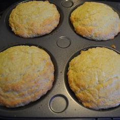 """Paleo BiscuitsI """"This is my go-to recipe now. It's easy, uses few ingredients, and leaves me with biscuits that I can freeze and pull out as needed."""""""