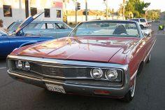 Chrysler Newport Convertible - 1970
