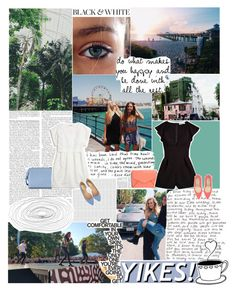 """""""Nobody can drag me down.."""" by lauraastyle ❤ liked on Polyvore"""