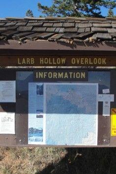 Larb Hollow Overlook
