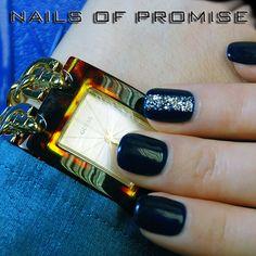 Nails & Watches (8) #nailsofpromise #nailart #nailsganthill