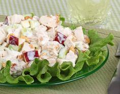 Chicken Salad w/ Crispin Apples