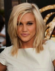Bob Cut Hairstyle with Bangs