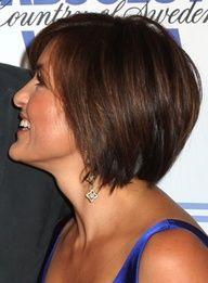 mariska hargitay short hair - Google Search