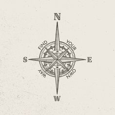 Vintage Compass (Style A) - -Vector Vintage Compass (Style A) - - geometric tattoo design simple 50 Ideas For Tattoo Designs Ideas Draw Compass Compass rose decal wall sticker wall art nautical by TheNimsNook Naval Prints Set Nautical Compass Tattoo, Compass Art, Compass Drawing, Compass Rose Tattoo, Compass Tattoo Design, Vintage Compass Tattoo, Nautical Tattoos, Vintage Nautical Tattoo, Vintage Tattoo Design