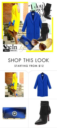 """""""SheIn 10"""" by selmina ❤ liked on Polyvore featuring ファッション, Sheinside と shein"""