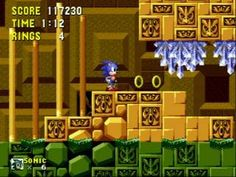 sonic the hedgehog special zones | Sonic the Hedgehog | The Archive