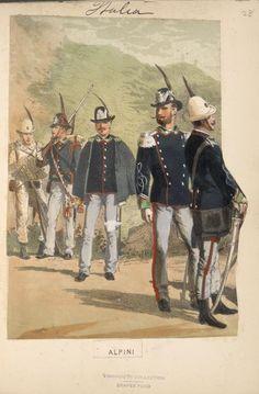 "Regio Esercito - ""Alpini"" 1896"