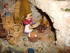 Ma crèche de Noël 2014 : partie 1 - Santons et crèches de Provence