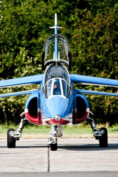 Patrouille de France in 2011 Radom Airshow.