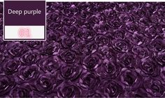 """39""""x59"""" 3d Roses Flowers Fabric – Quilters Deals"""