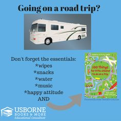Are you going on a roadtrip this summer?! Bringing the kids? Forget the movies, bring these useful activities. Check out more at http://m4453.myubam.com
