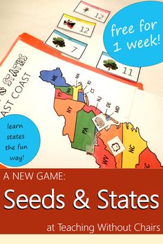 FREE States Game For One Week Only