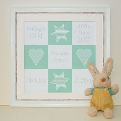 Memory Picture Mint Print Pictures, Mint, Memories, Children, Frame, Home Decor, Peppermint, Memoirs, Toddlers