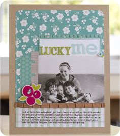 Paper Lulu: Lucky Me...