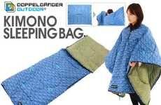 Asian Sleeping Bag Ponchos