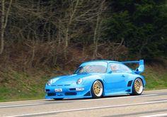 #Porsche GT2 RSR at Nurburgring