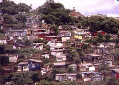The other side of the coin - the squatter camps. This is not Namibia, but looks like our camps. News South Africa, Durban South Africa, The Other Side, Africa Travel, Places To See, Dolores Park, African, Camping, Country