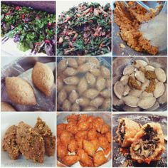 Ghapama is a traditional eastern armenian food often for Armenian cuisine history
