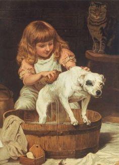 Чарльз Бартон Барбер (1845-1894) Источник: worldart.uol.ua/text/7800183/#cut