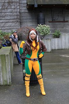 Rogue at Emerald City Comicon 2013 by dustmans, via Flickr
