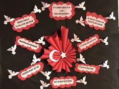 AYŞEGÜL Bulletin Boards, Kindergarten, Preschool, Math, Children, Artwork, Bern, Crafts, Toddlers