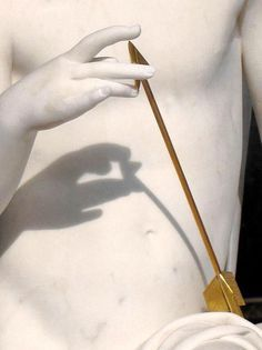Eros shot an arrow at both Apollo and Daphne, making Apollo infatuated with Daphne. However, Daphne was scared and disliked Apollo. Greek Gods And Goddesses, Greek Mythology, Roman Mythology, Aphrodite, Apollo Aesthetic, Gold Aesthetic, Half Elf, Eros And Psyche, The Wicked The Divine