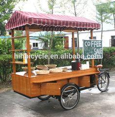 Source Europe mobile food bike /coffee bike street vending cart for sale on m.alibaba.com